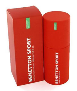 BENETTON BENETTON SPORT EDT FOR WOMEN