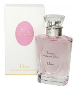 CHRISTIAN DIOR F0REVER AND EVER DIOR EDT FOR WOMEN