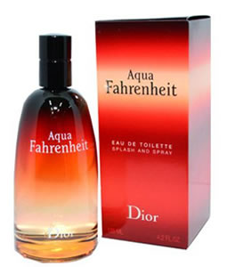 CHRISTIAN DIOR AQUA FAHRENHEIT EDT FOR MEN