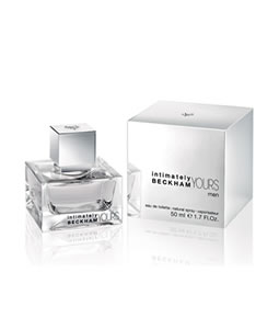 DAVID BECKHAM INTIMATELY YOURS EDT FOR MEN