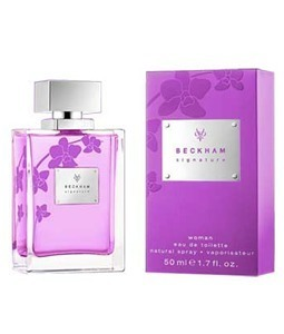 DAVID BECKHAM SIGNATURE EDT FOR WOMEN