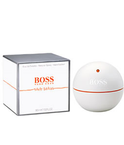 HUGO BOSS IN MOTION WHITE EDT FOR MEN
