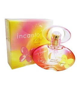 SALVATORE FERRAGAMO INCANTO DREAM GOLD EDITION EDT FOR WOMEN