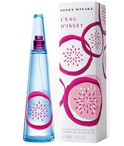ISSEY MIYAKE L'EAU D'ISSEY SUMMER 2013 POUR L'ETE EDT FOR WOMEN