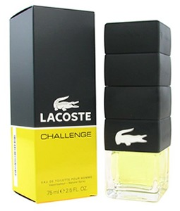 LACOSTE CHALLENGE EDT FOR MEN
