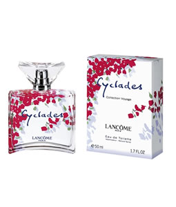 LANCOME CYCLADES COLLECTION VOYAGE EDT FOR WOMEN