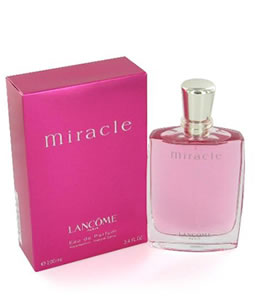 LANCOME MIRACLE EDP FOR WOMEN