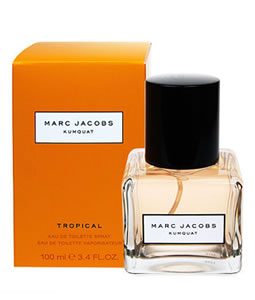 MARC JACOBS KUMQUAT TROPICAL COLLECTION EDT FOR WOMEN