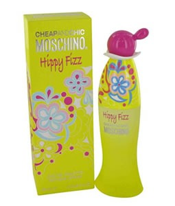 MOSCHINO CHEAP AND CHIC HAPPY FIZZ EDT FOR WOMEN