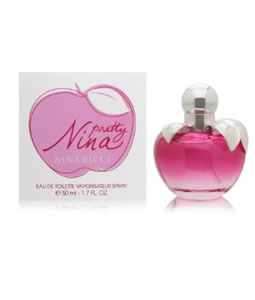 NINA RICCI NINA PRETTY EDT FOR WOMEN