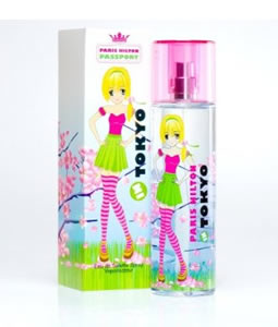 PARIS HILTON PASSPORT TOKYO EDT FOR WOMEN