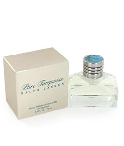 RALPH LAUREN PURE TURQUOISE EDP FOR WOMEN