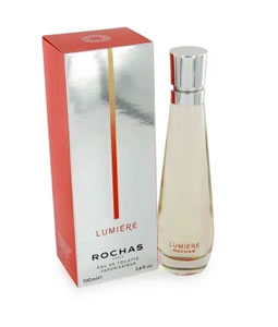 ROCHAS LUMIERE EDT FOR WOMEN