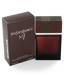 YVES SAINT LAURENT M7 EDT FOR MEN