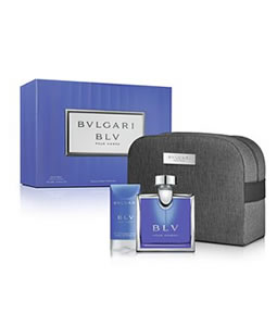 BVLGARI BLV GIFT SET FOR MEN