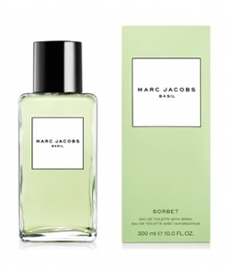 MARC JACOBS BASIL EDT FOR WOMEN