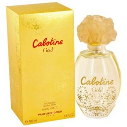 PARFUMS GRES CABOTINE GOLD EDT FOR WOMEN
