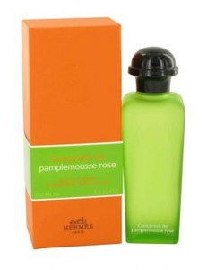 HERMES EAU DE PAMPLEMOUSSE ROSE CONCENTRE EDT FOR WOMEN