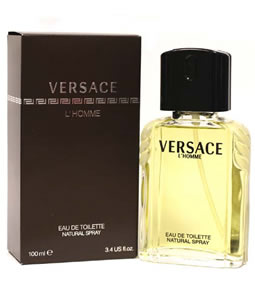 VERSACE L'HOMME EDT FOR MEN