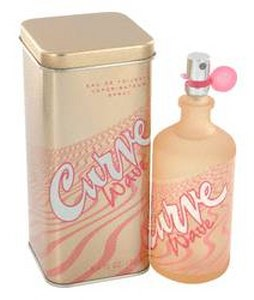LIZ CLAIBORNE CURVE WAVE EDT FOR WOMEN