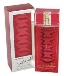 SALVADOR DALI RUBY LIPS EDT FOR WOMEN