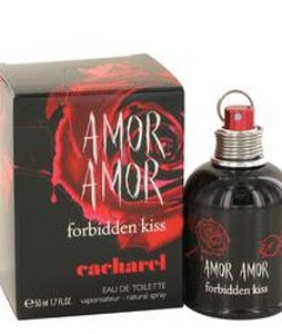 CACHAREL AMOR AMOR FORBIDDEN KISS EDT FOR WOMEN