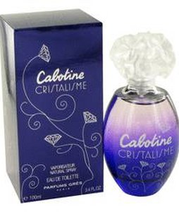 PARFUMS GRES CABOTINE CRISTALISME EDT FOR WOMEN