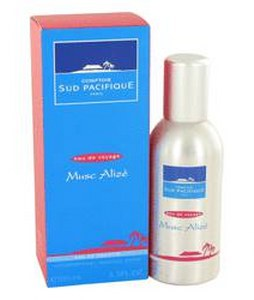 COMPTOIR SUD PACIFIQUE COMPTOIR SUD PACIFIQUE MUSC ALIZE EDT FOR WOMEN