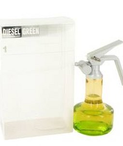 DIESEL DIESEL GREEN EDT FOR WOMEN