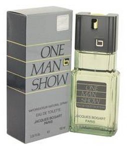 JACQUES BOGART ONE MAN SHOW EDT FOR MEN