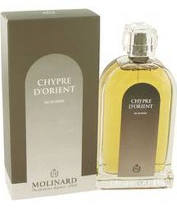 MOLINARD CHYPRE D'ORIENT EDT FOR WOMEN