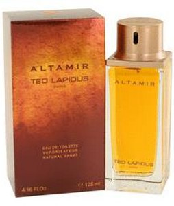 TED LAPIDUS ALTAMIR EDT FOR MEN