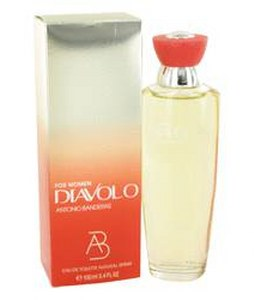 ANTONIO BANDERAS DIAVOLO EDT FOR WOMEN