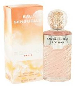 ROCHAS EAU SENSUELLE EDT FOR WOMEN