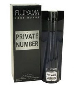 SUCCES DE PARIS FUJIYAMA PRIVATE NUMBER EDT FOR MEN