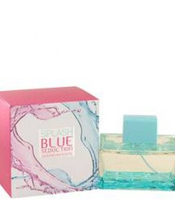 ANTONIO BANDERAS SPLASH BLUE SEDUCTION EDT FOR WOMEN