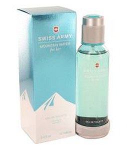 SWISS ARMY SWISS ARMY MOUNTAIN WATER EDT FOR WOMEN