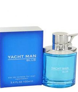 MYRURGIA YACHT MAN BLUE EDT FOR MEN