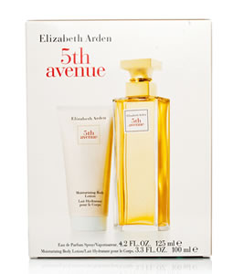 ELIZABETH ARDEN 5TH FIFTH AVENUE GIFT SET FOR WOMEN