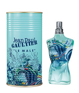 JEAN PAUL GAULTIER LE MALE SUMMER 2013 EDT FOR MEN