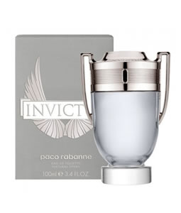 PACO RABANNE INVICTUS POUR HOMME EDT FOR MEN