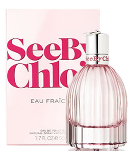 CHLOE SEE BY CHLOE EAU FRAICHE EDT FOR WOMEN