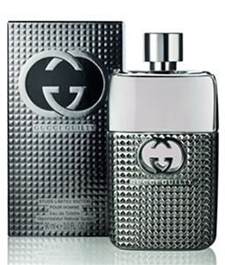GUCCI GUILTY STUD LIMITED EDITION EDT FOR MEN