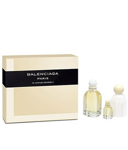 BALENCIAGA PARIS EDP 3 PCS GIFT SET FOR WOMEN