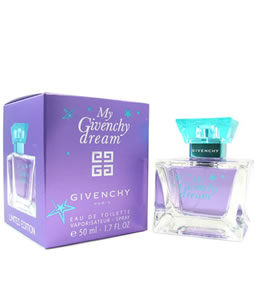 GIVENCHY MY GIVENCHY DREAM EDT FOR WOMEN