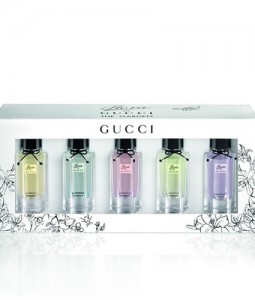 GUCCI FLORA BY GUCCI 5 PCS MINIATURE GIFT SET FOR WOMEN
