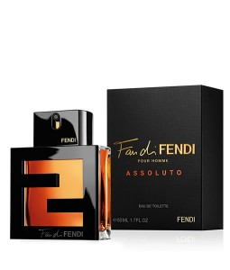 FENDI FAN DI FENDI POUR HOMME ASSOLUTO EDT FOR MEN