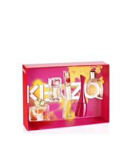 KENZO 5 PCS MINIATURE GIFT SET FOR WOMEN