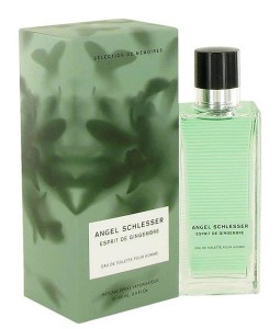 ANGEL SCHLESSER ESPRIT DE GINGEMBRE POUR HOMME EDT FOR MEN