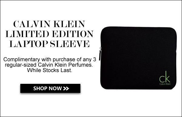 CK Laptop sleeve